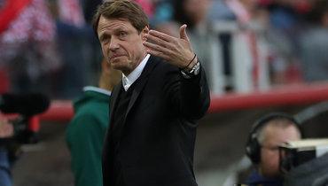 Кононов назван кандидатом напост главного тренера сборной Азербайджана