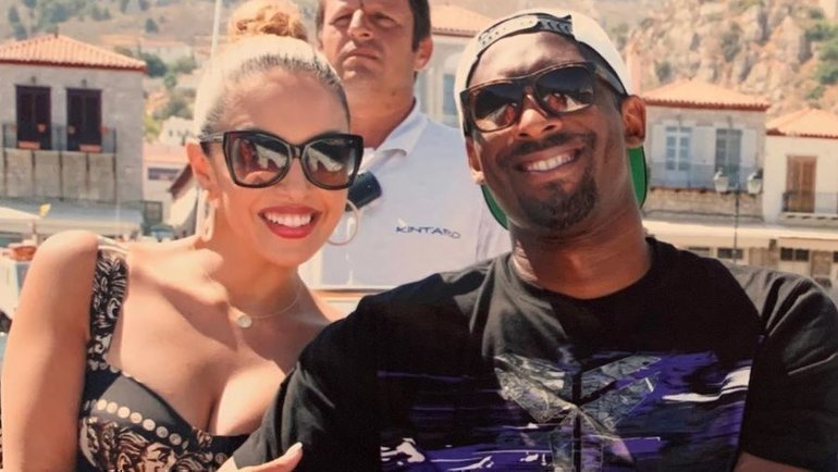 Жена Коби Брайанта Ванесса (слева) впервые высказалась по поводу гибели мужа и дочери. Фото Instagram