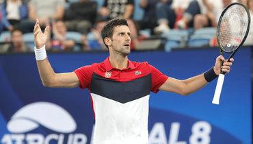 Джокович обыграл Федерера ивышел вфинал Australian Open
