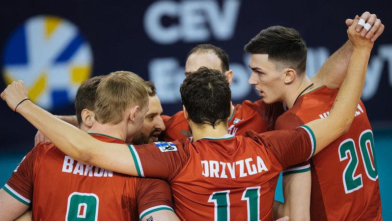 «Локомотив» упрочил лидерство вчемпионате. Фото ВК «Локомотив»