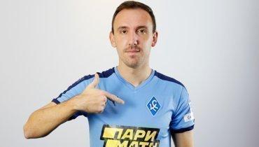 Бывший хавбек «Оренбурга» стал игроком «Крыльев Советов»