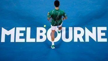 Джокович ввосьмой раз вкарьере выиграл Australian Open. Матч шел четыре часа