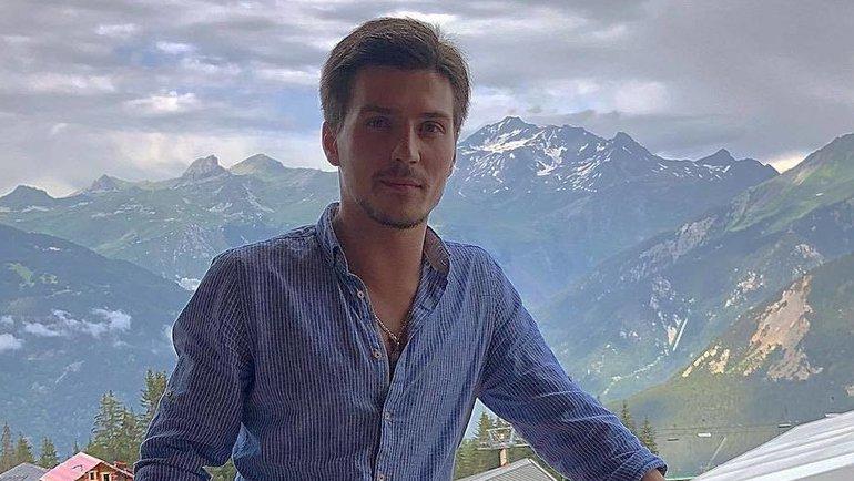 Сергей Розанов. Фото Instagram
