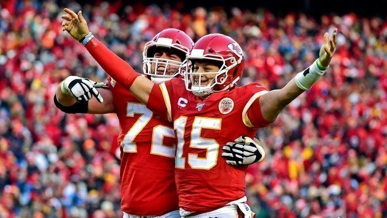 «Канзас-Сити» одержал победу вСупербоуле. Фото USA TODAY Sportsbook Wire