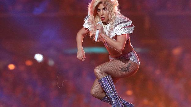 Леди Гага. Фото Reuters