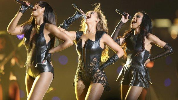 Destiny's Child. Фото Reuters