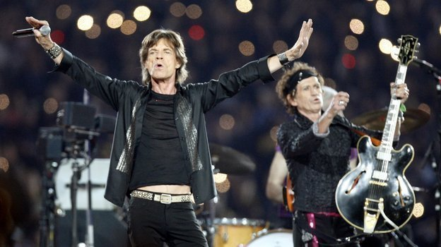 Rolling Stones. Фото Reuters