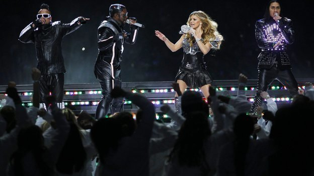 Black Eyed Peas. Фото Reuters