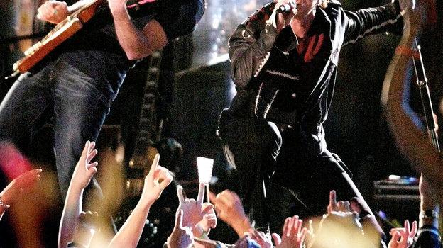 U2. Фото Reuters
