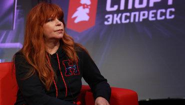 Наталья Бестемьянова.