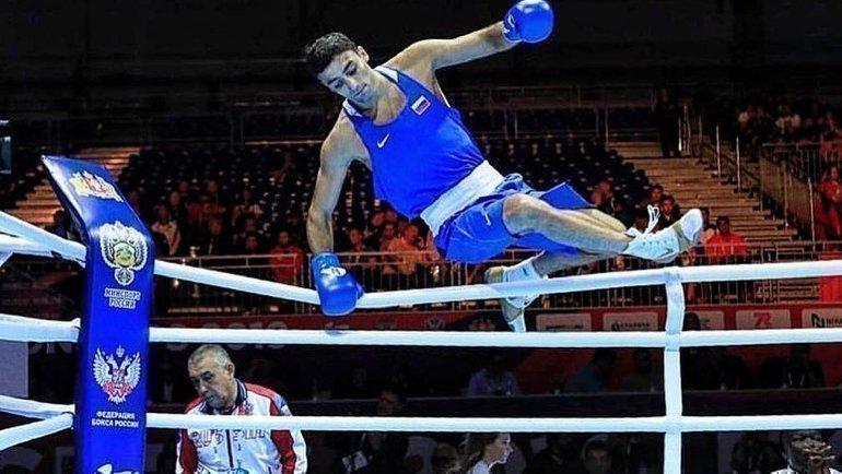 Георгий Кушиташвили. Фото instagram.com