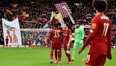 «Ливерпуль» все ближе кпобеде вчемпионате Англии.