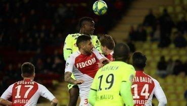 Морено сменил тактику, «Монако» наконец-то выиграл
