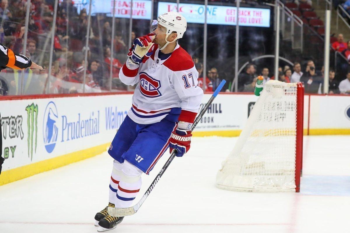 Ковальчук заткнул болельщиков «Нью-Джерси». Русский форвард вырвал победу для «Монреаля» под свист трибун