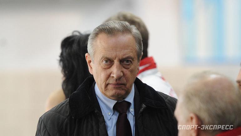 Президент Федерации фигурного катания России Александр Горшков. Фото «СЭ»