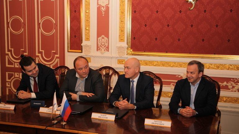 Группа «ФосАгро» продолжит партнерство сфедерацией шахмат России (ФШР). Фото Владимир Барский