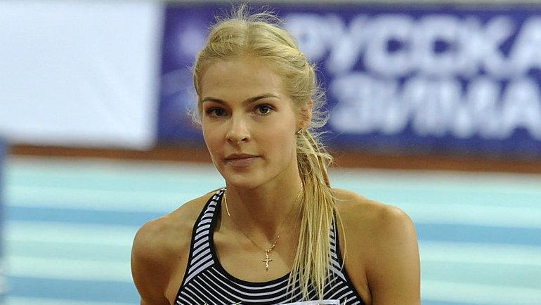 Дарья Клишина. Фото Алексей Иванов., «СЭ»
