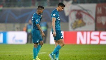 «Зенит» втоварищеском матче разгромил «Сабуртало»