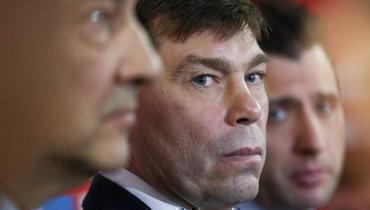 «Мыпрозевали начало». Тренер сборной России объяснил поражение отФинляндии