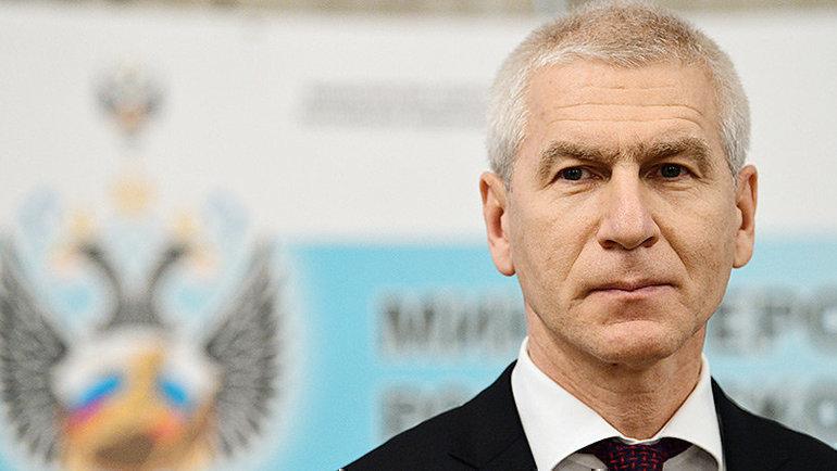 Олег Матыцин. Фото РИА Новости