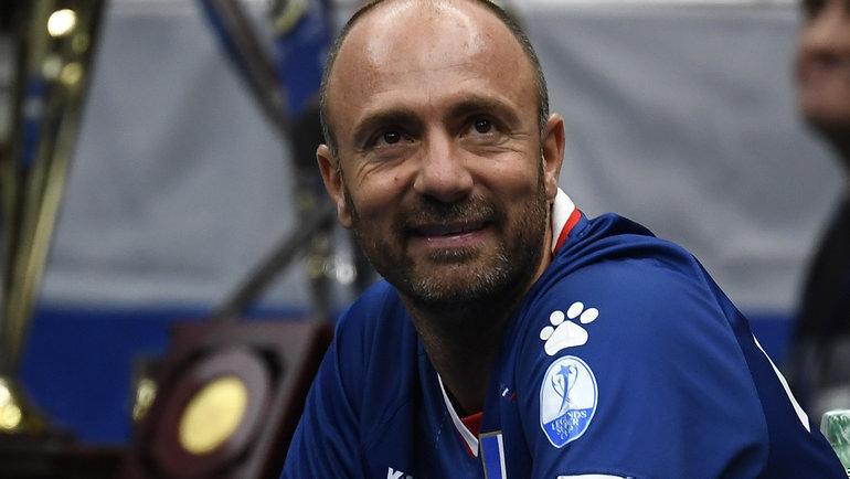 Кристоф Дюгарри. Фото AFP