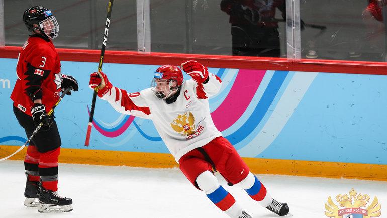 Иван Мирошниченко. Фото ФХР.