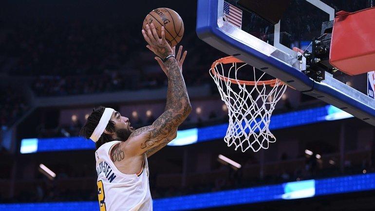 Матч НБА. Фото AFP