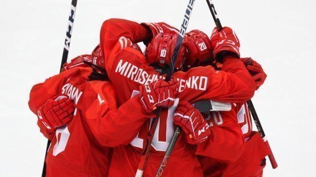 Юношеская сборная России (U16). Фото ФХР