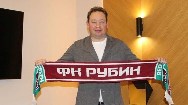 Леонид Слуцкий. Фото instagram.com