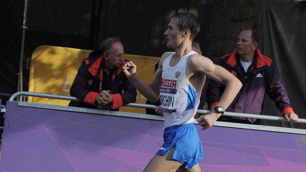 Валерий Борчин. Фото Алексей Иванов