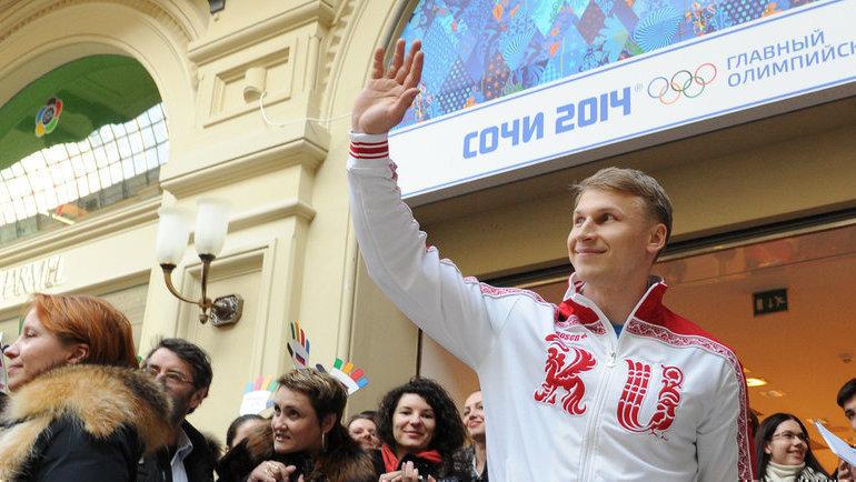 Дмитрий Труненков. Фото Никита Успенский, -