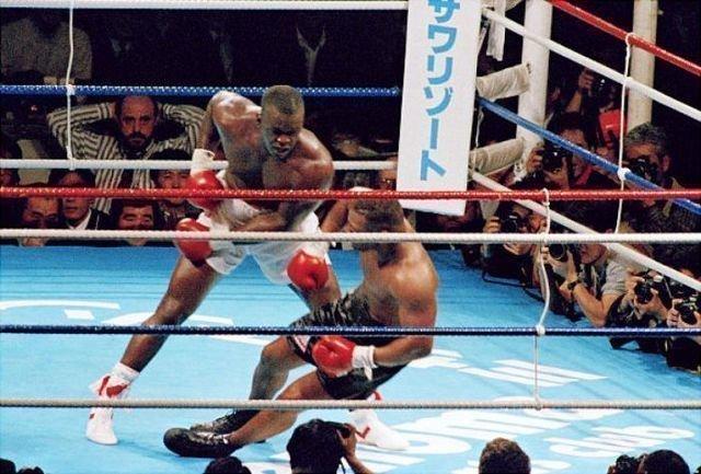 30 лет назад Тайсон потерпел сокрушительное поражение. Добоя онтворил дикие вещи