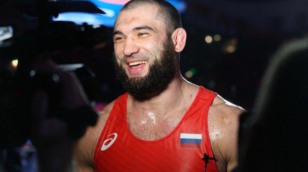 Билял Махов. Фото wrestrus.ru