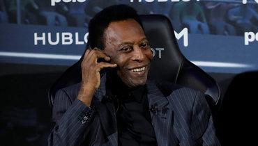 «Пеле невыходит издома». Сын Короля футбола рассказал осостоянии отца