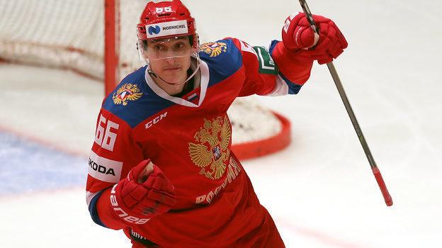 Илья Михеев. Фото photo.khl.ru