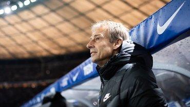 Клинсманн шокировал Берлин: «Герта» потратила 78 миллионов— тренер ушел через 76 дней