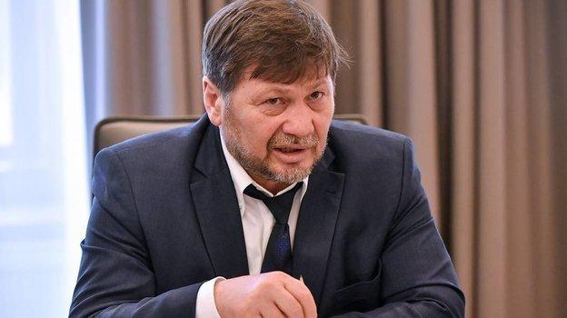 Одес Байсултанов. Фото ТАСС