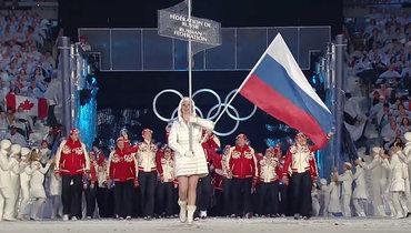 10 лет назад состоялось открытие Олимпийских игр вВанкувере