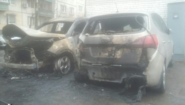 ВСанкт-Петербурге сожгли машину заводящего «Зенита»