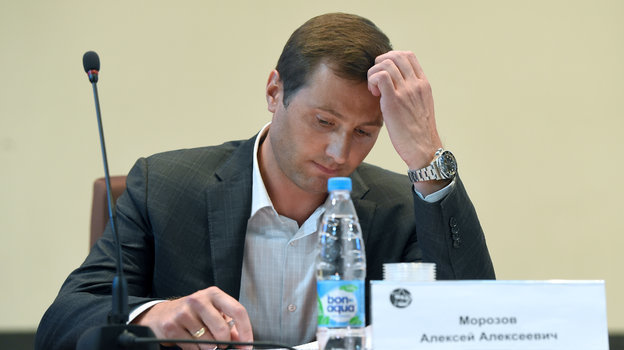 Двукратный чемпион мира Алексей Морозов будет назначен президентом КХЛ