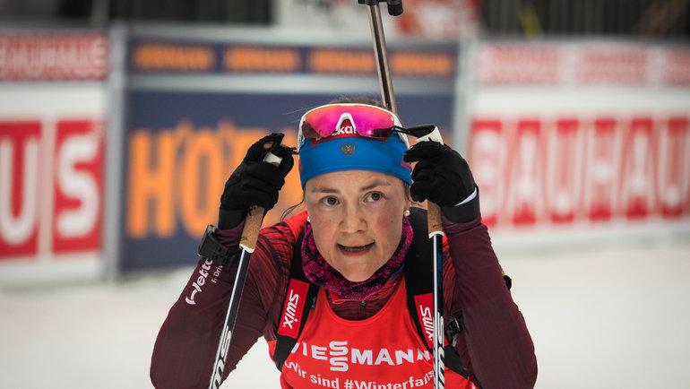 Екатерина Юрлова-Перхт. Фото Андрей Аносов. СБР.