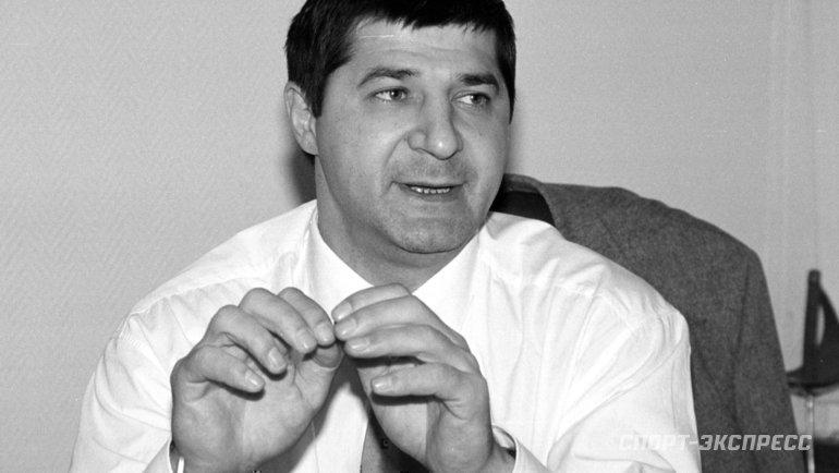 """1998 год. Шахруди Дадаханов. Фото Александр Федоров, """"СЭ"""""""