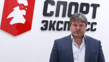 Евсеев считает Россию футбольной страной