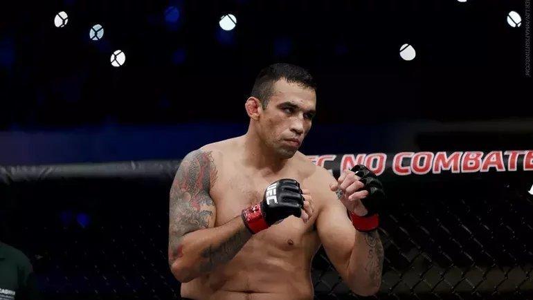 Фабрисио Вердум. Фото MMA Fighting