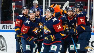 «Металлург» может непопасть вплей-офф КХЛ.