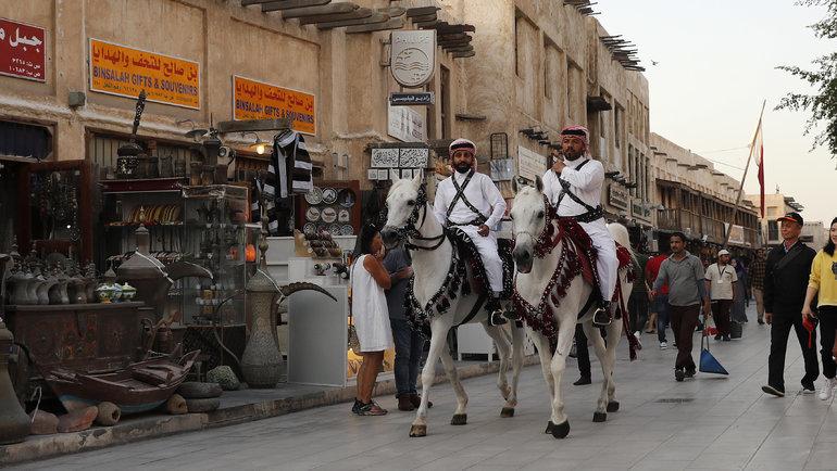 Доха. Фото Сергей Киврин / «МатчТВ»