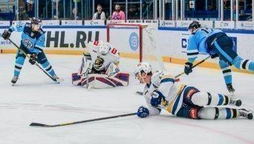«Сибирь» вышла вплей-офф. Для клуба изНовосибирска это— большой успех