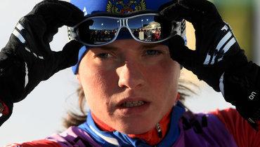 Слепцовой потушили свет. Ярчайшую российскую биатлонистку наказали задопинг