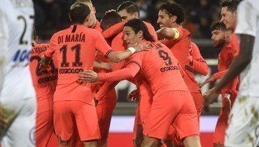 Огненный матч воФранции! «ПСЖ» проигрывал 0:3, ноупустил победу вдобавленное время