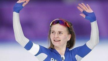 Воронина смировым рекордом победила начемпионате мира вСША